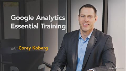 کوری کوبرگ یک مربی معتبر در گوگل Analytics و ادوردز است