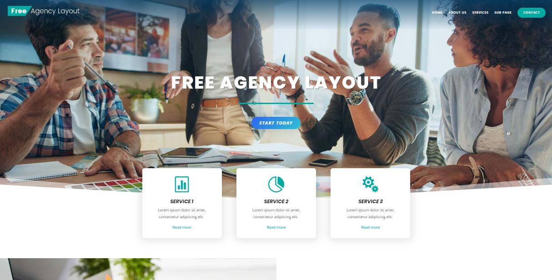 قالب وردپرس آژانس های مسافرتی و شرکت های خدماتی