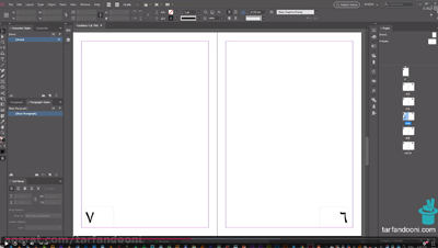 INDESIGN-PAGING